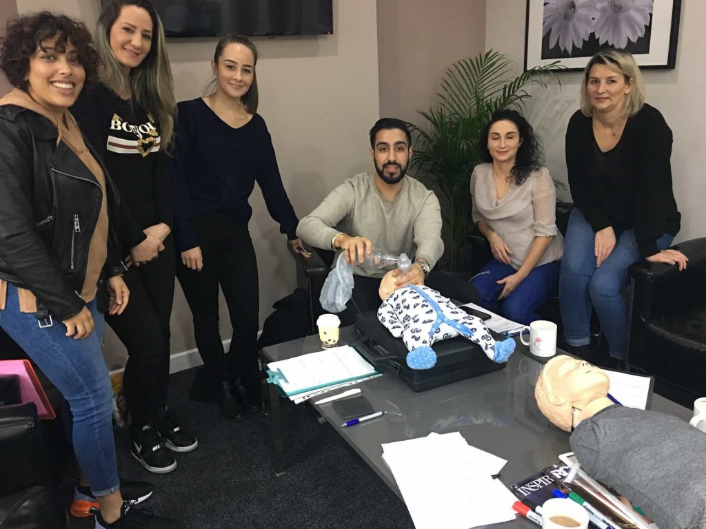 Immediate Life Support ILS Training at Mark Tangri Dental Excellence 2