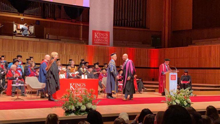 Mark Tangri graduates with Merit in Conscious Sedation for Dentistry