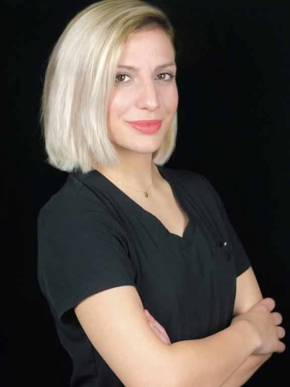 Dr. Anna Galanoudi Mark Tangri Dental Excellence