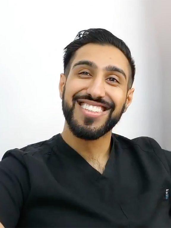 Dr. Govinder Suthi Mark Tangri Dental Excellence