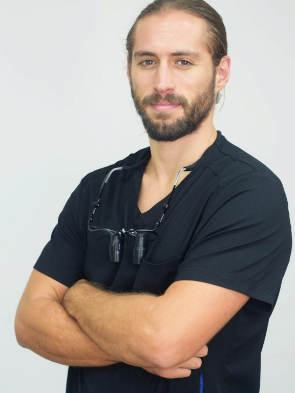 Dr. Tilemahos Makropoulos Mark Tangri Dental Excellence